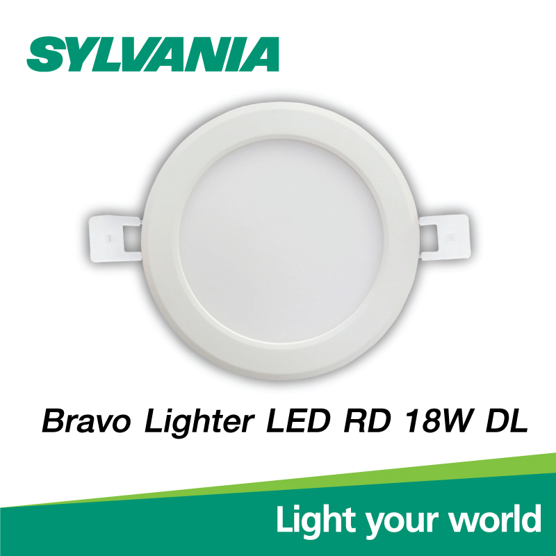 BRAVO LIGHTER LED RD 18W DL