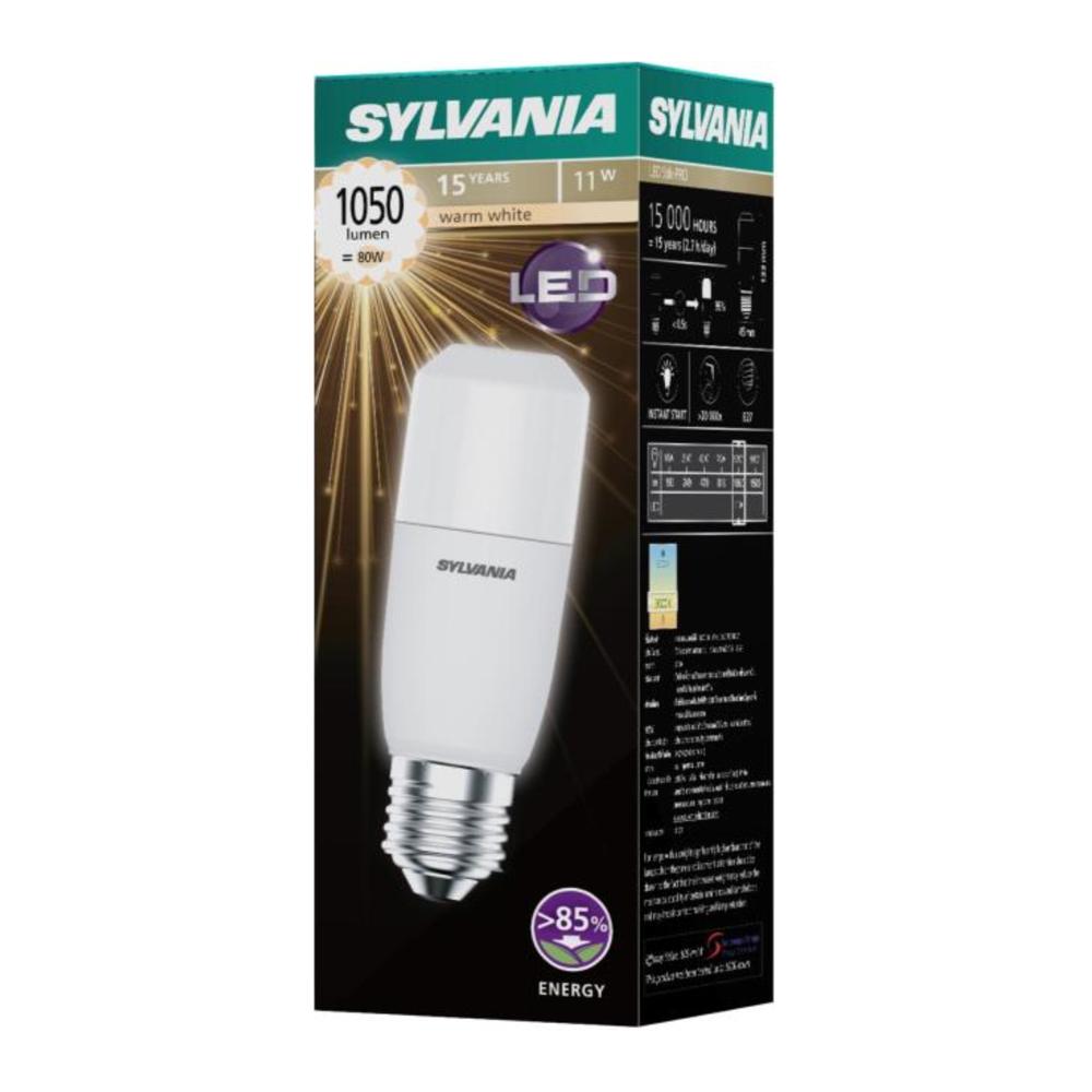 SYLVANIA -LED 11 Stik-Pro แสงวอร์มไวท์